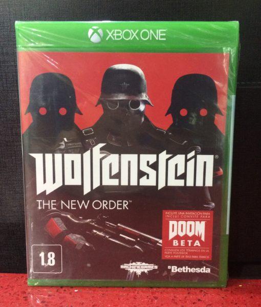 Xone Wolfenstein The New Order game