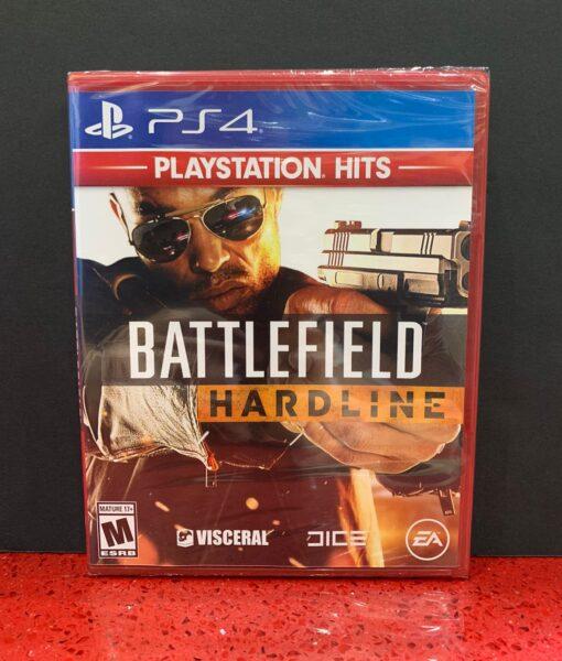 PS4 BattleField Hardline Standar game
