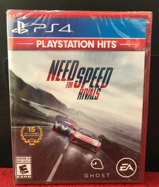 PS4 Need for Speed Rivals Standar game