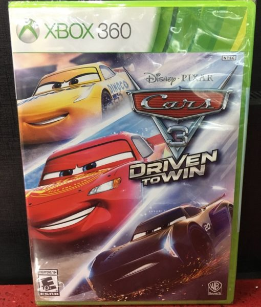 360 Cars 3 Driven to Win game