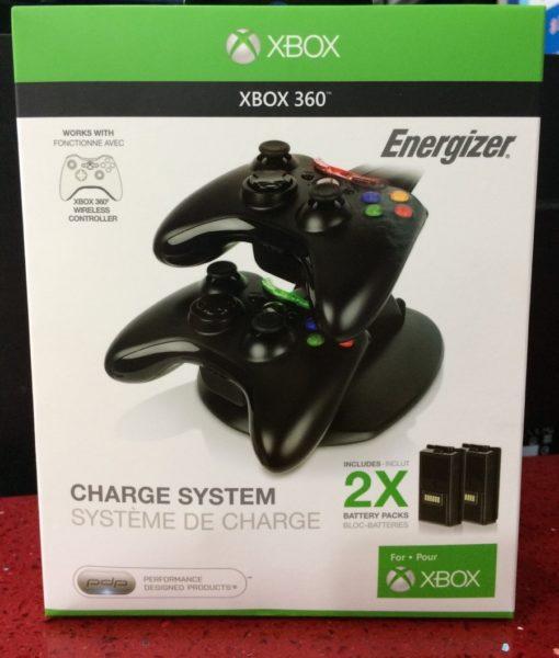 360 item Cargador Energizer Charge System pdp