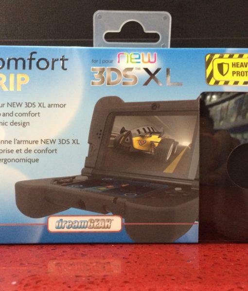 3DS XL NEW item Comfort GRIP dreamGEAR