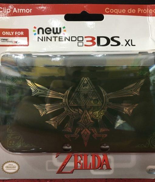3DS XL New item Clip Armor Protector Zelda PdP