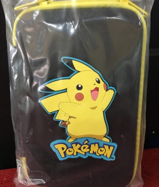 3DS XL New item Hard Pouch Pokemon Hori