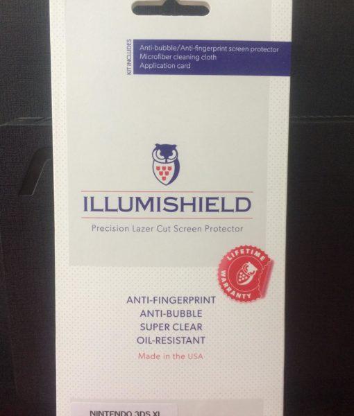3DS XL item Screen Protective Filter ILLUMISHIELD