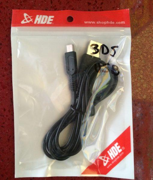 3DS item DSi item USB cable cargador HDE