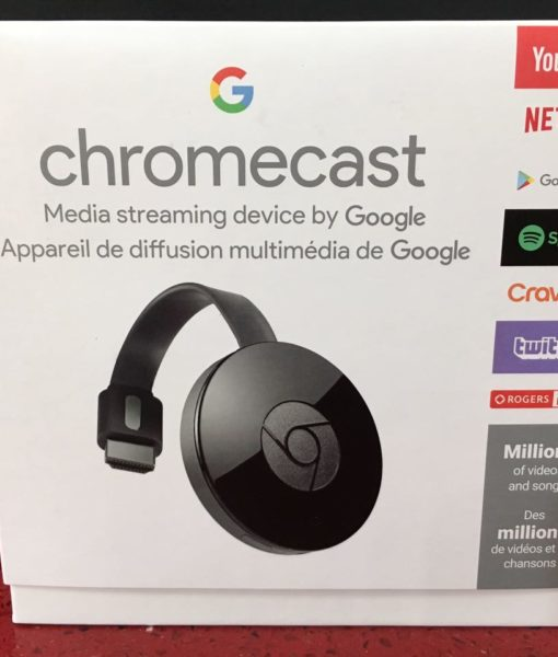 Google Chrome Cast 2.0