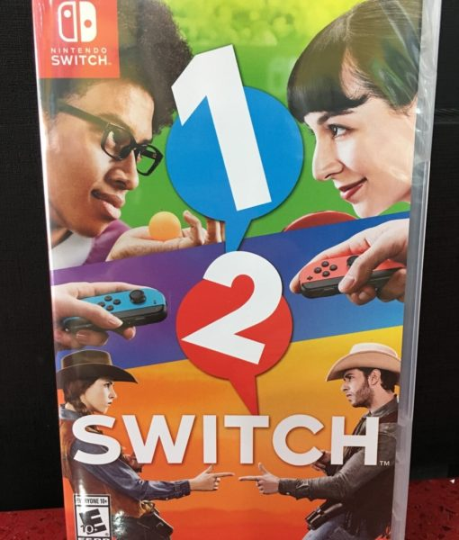 NSW 1-2 Switch game