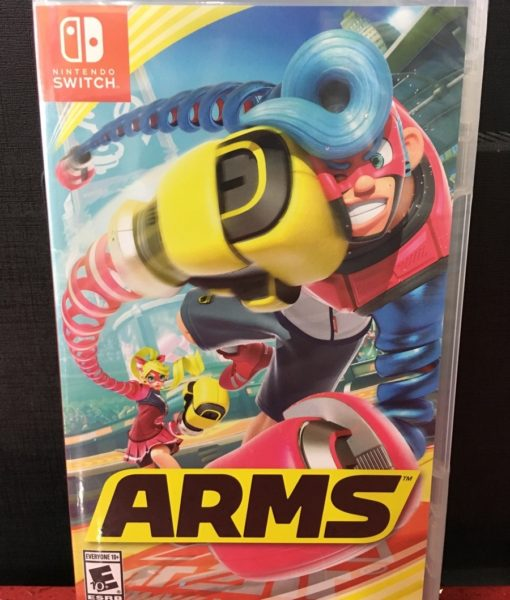 NSW ARMS game