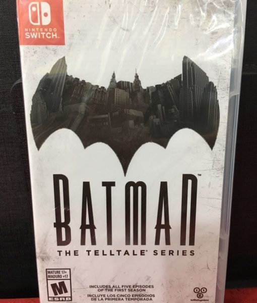 NSW Batman The Telltale Series game