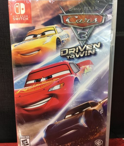 NSW Cars 3 Driven to Win game