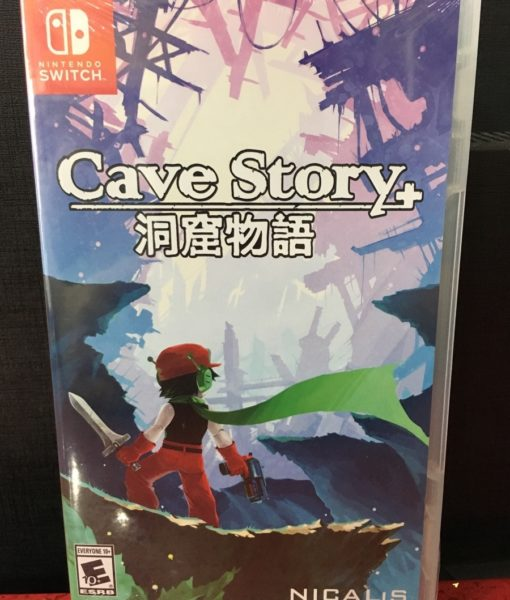 NSW Cave Story game