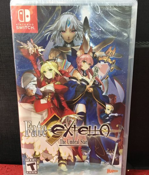 NSW Fate Extella The Umbral Star game