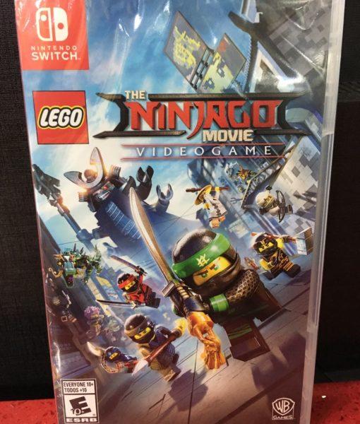 NSW LEGO The Ninjago Movie Videogame