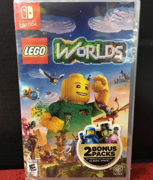 NSW LEGO Worlds game