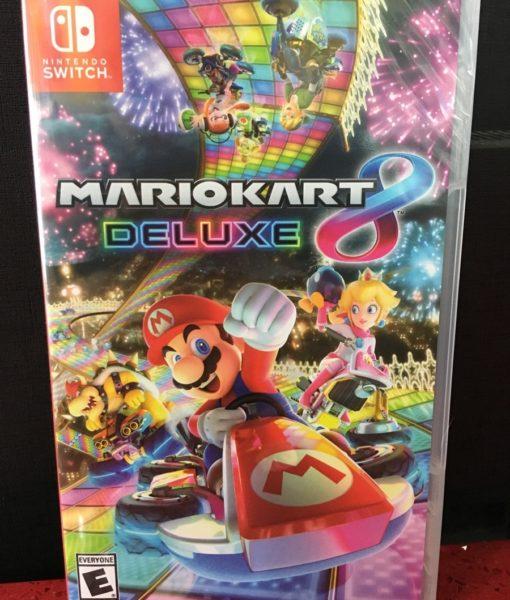 NSW Mario Kart 8 Deluxe game