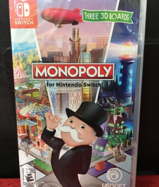NSW Monopoly game