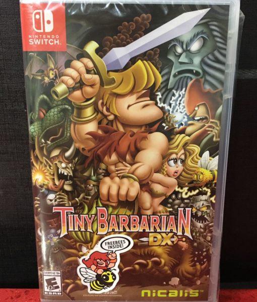 NSW Tiny Barbarian game