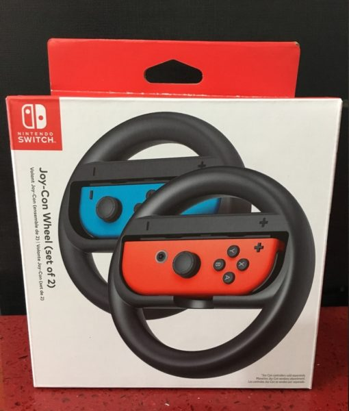 NSW item JoyCon Wheel Timon Set de 2