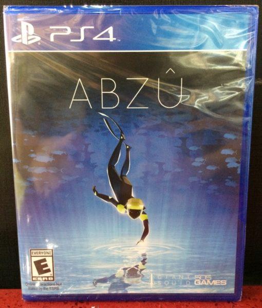 PS4 ABZU game