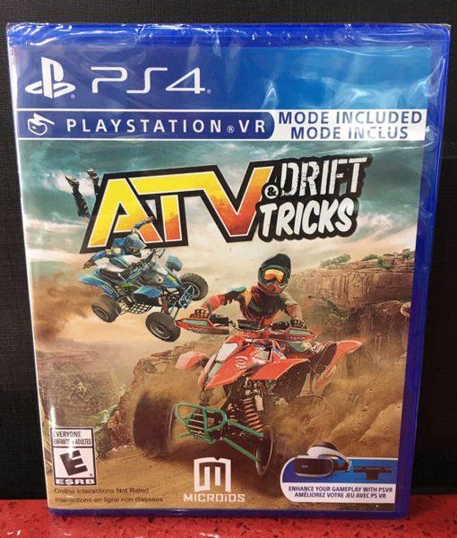 PS4 ATV Drift and Tricks game