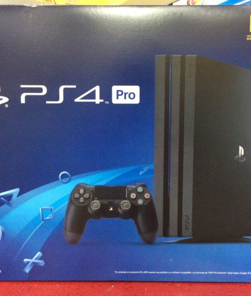 PS4 Consola 1 TERA PRO Jet Black SONY_2