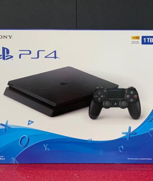 PS4 Consola 1 TERA Slim CORE Negro Sony