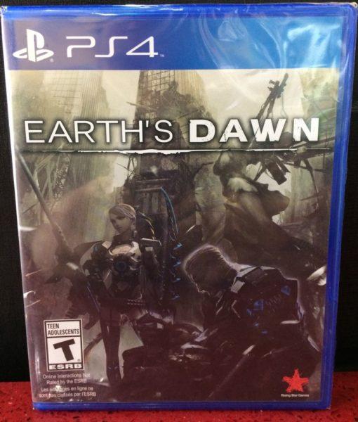PS4 Earths Dawn game