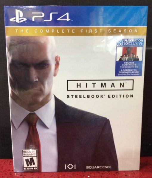 PS4 Hitman First Season game