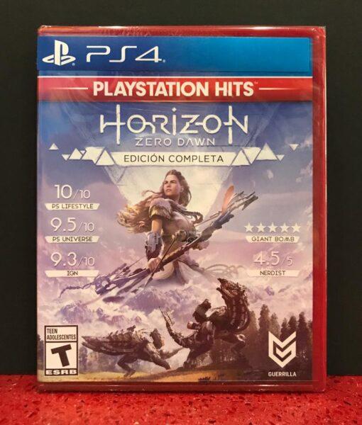 PS4 Horizon Zero Dawn Complete