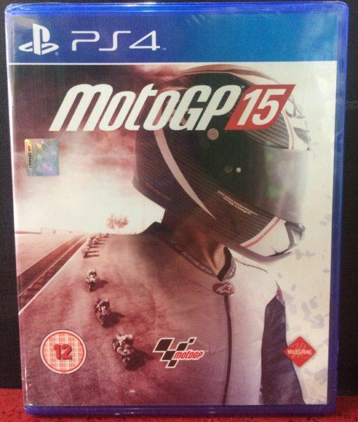 PS4 Moto GP 15 game