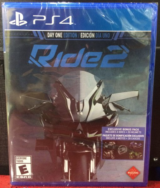PS4 Ride 2 game