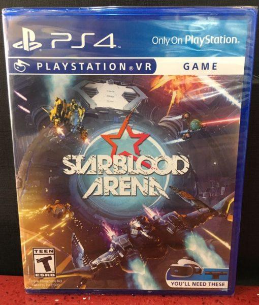PS4 Starblood Arena VR game