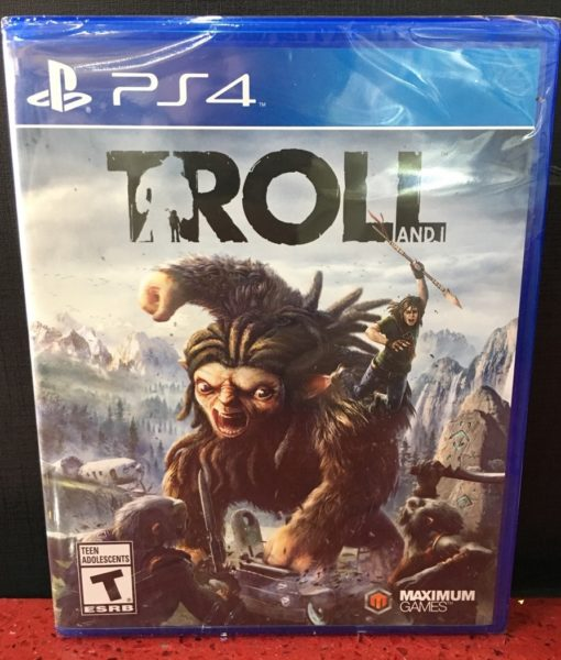 PS4 Troll and I game