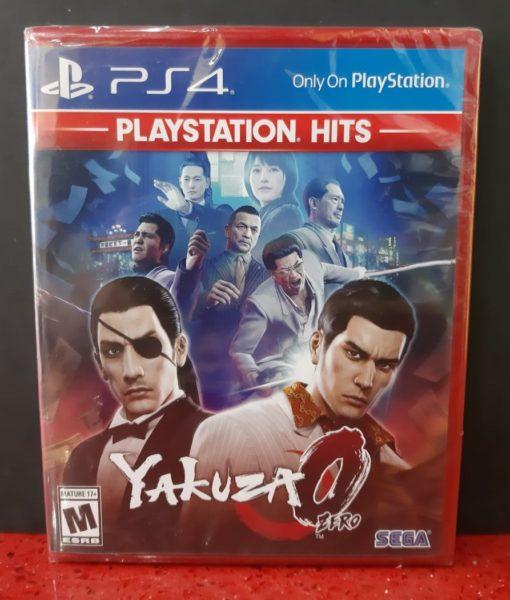 PS4 Yakuza 0 Zero game 2