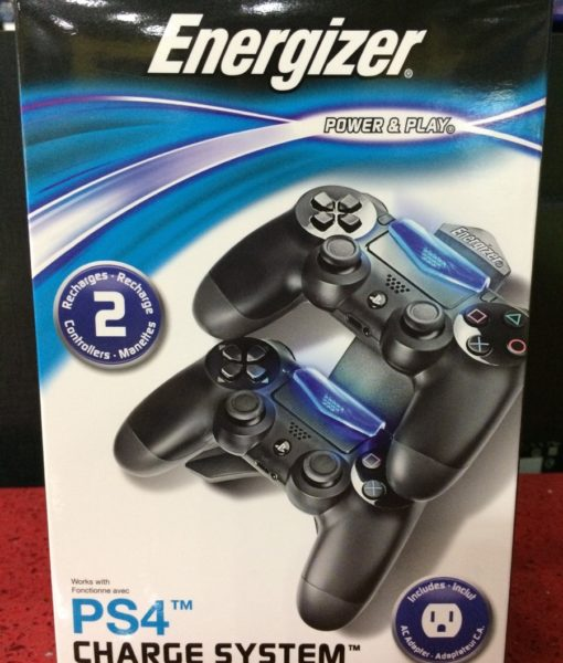 PS4 item Cargador Energizer Charge System pdp