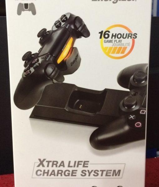 PS4 item Cargador Energizer Xtra Life 2X Battery