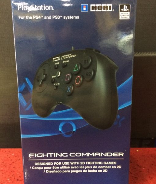 PS4 item Figting Commander Control HORI