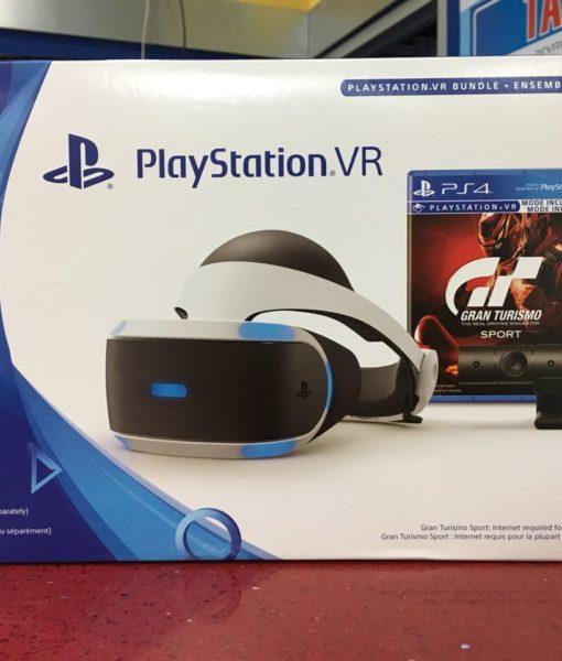 PS4 item PlayStation VR Bundle GT Camera Sony
