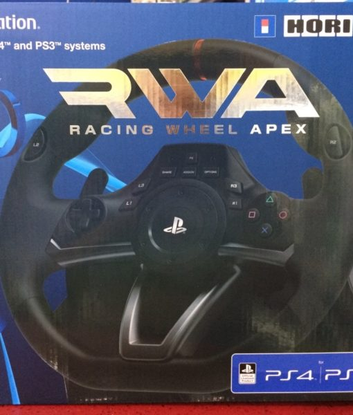 PS4 item RWA Racing WheelTimon Apex HORI