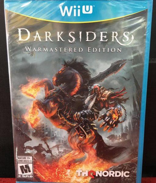 Wii U Darksiders Warmastered Edition game