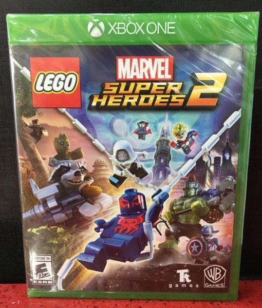 XONE LEGO Marvel Super Heroes 2 game