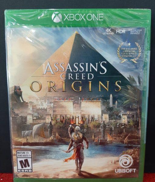 Xone Assassins Creed Origins game