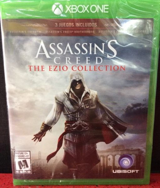 Xone Assassins Creed The Ezio Collection game