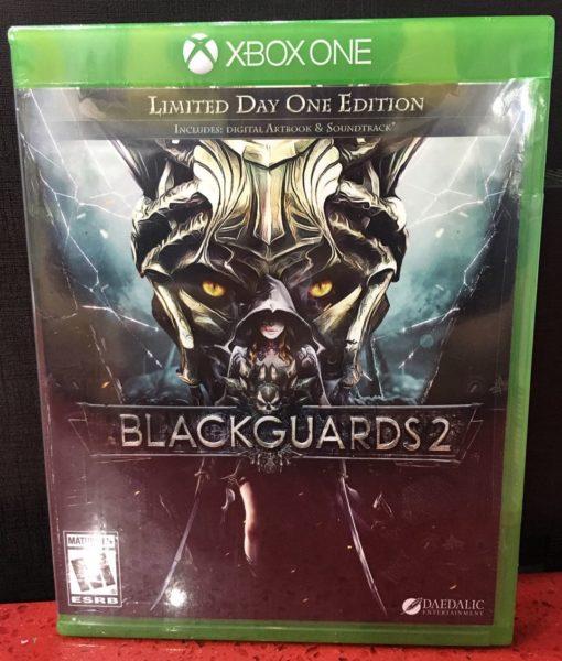 Xone Blackguards 2 game
