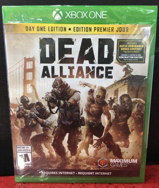 Xone Dead Alliance game