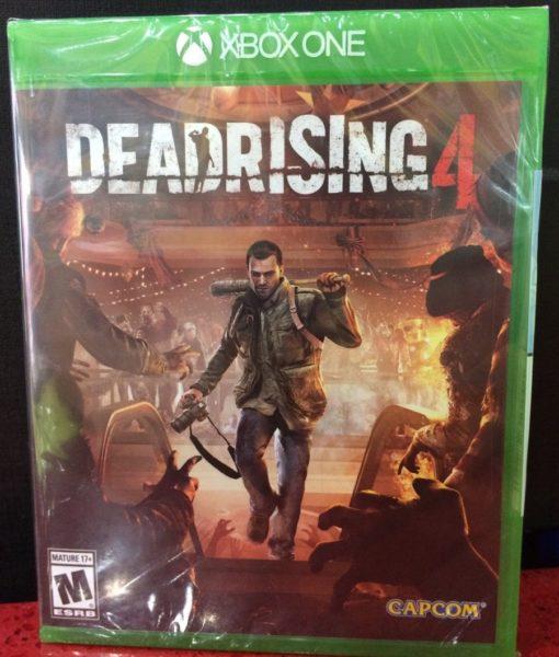 Xone Dead Rising 4 game
