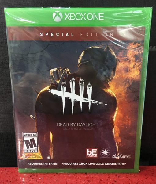 Xone Dead by Daylight game