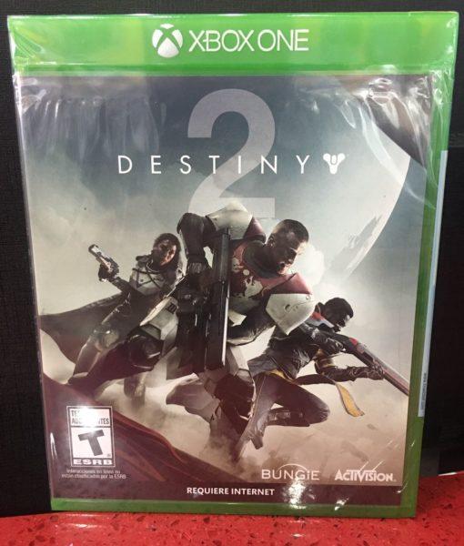 Xone Destiny 2 game