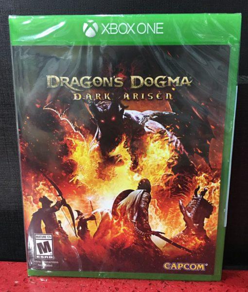 Xone Dragons Dogma Dark Arisen game